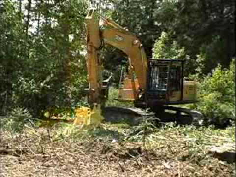 ProMac Excavator Mulcher