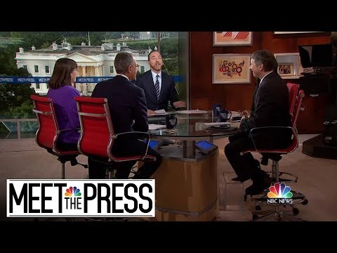 Full Panel: GOP Defense Questions Gravity Of Ukraine   Meet The Press   NBC News