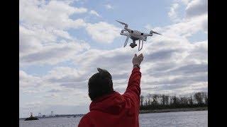 Drones : infractions en hausse dans les parcs nationaux