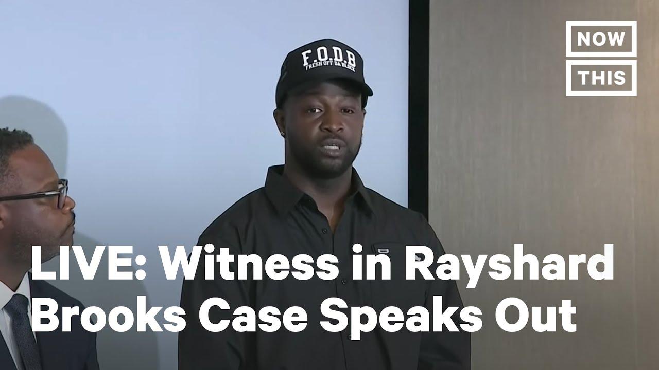Live Rayshard Brooks News: Some Atlanta Officers Stay Home