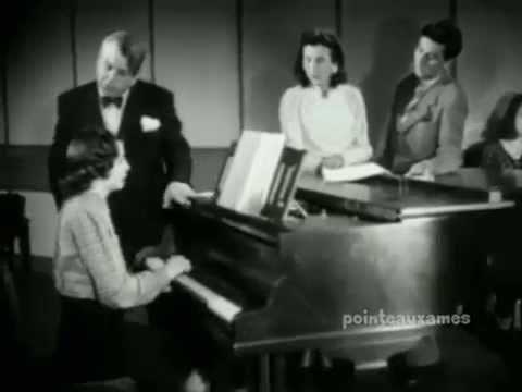 Yves Nat & Alfred Cortot : Deux maîtres du piano français enseignent.