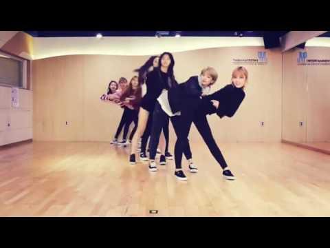 TWICE(트와이스)- »TT(티티)«   [Dance practice Mirror]
