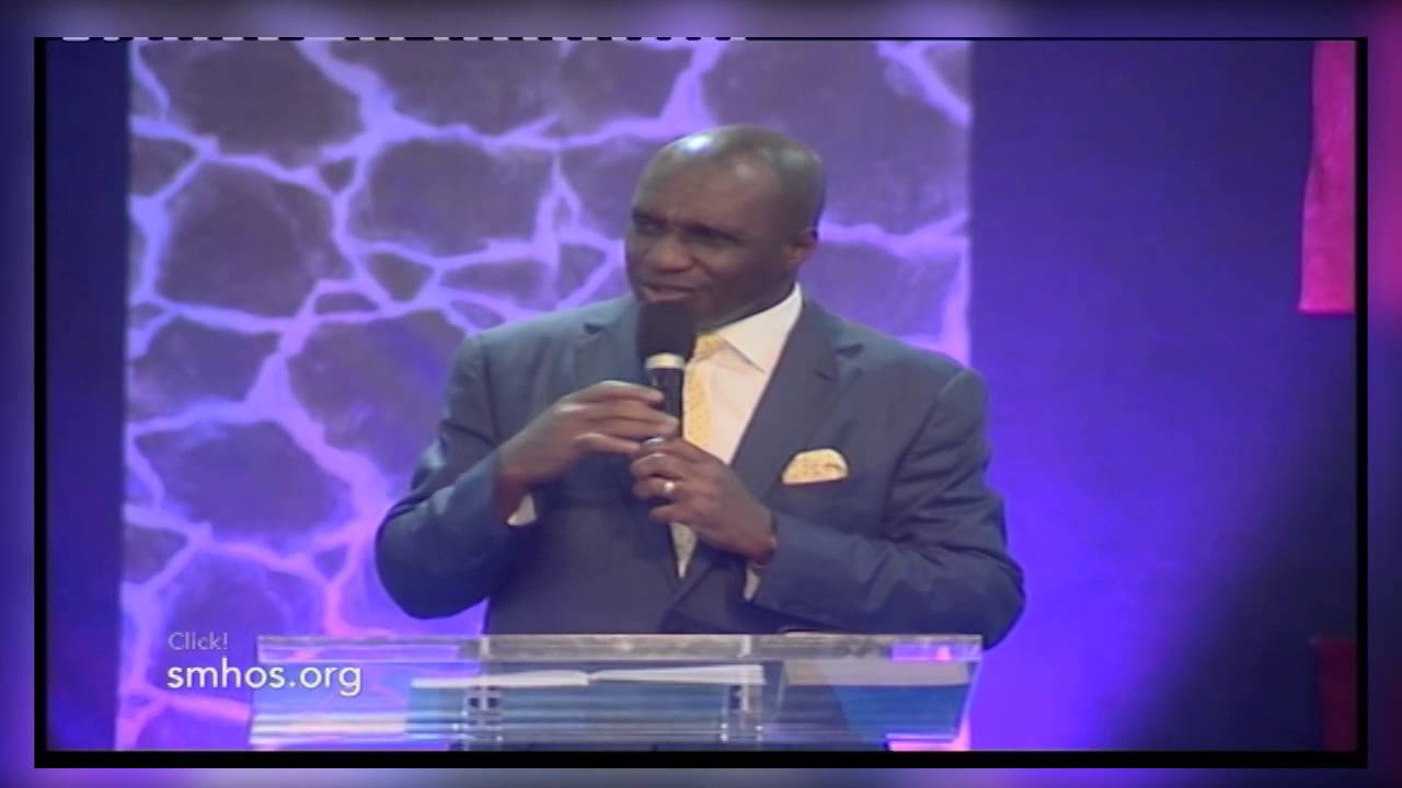 David Ibiyeomie - Walking in the supernatural Pt 1