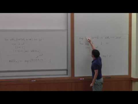 Programming Languages Background - Lecture 4