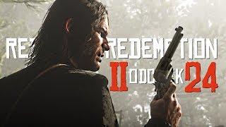 Red Dead Redemption 2 (PL) #24 - Cmentarz nocą (Gameplay PL / Zagrajmy w)