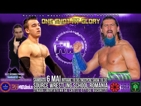 RWA TV #05 Future Shock Tom Fulton vs Mihai