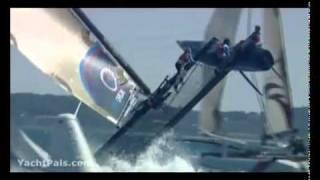 Extreme Sailing Catamarans