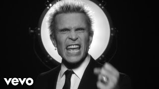 Watch Billy Idol Cant Break Me Down video