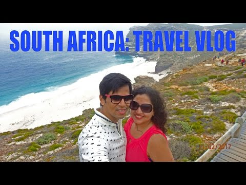 TRAVEL VLOG : SOUTH AFRICA 2017