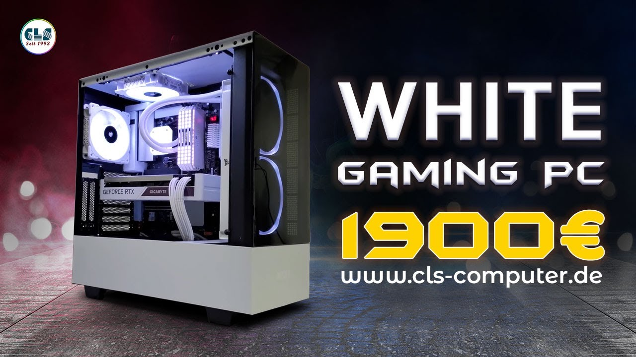 Bester AMD Gaming PC 1800€ - 2500€ Euro / CLS Computer
