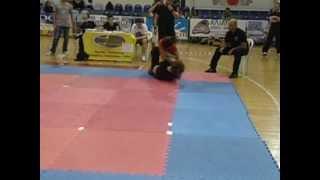 K-1 GYM Maria Papadopoulou Brasa Jiu jitsu Skopelos