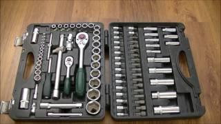 Набор инструментов универсальный, 94 FORCE 4941 5