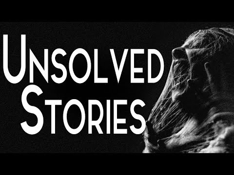 """Search and Rescue: Unsolved Stories"" 