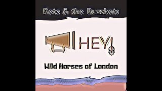 Wild Horses Of London Video by Pete & the Buzzbots
