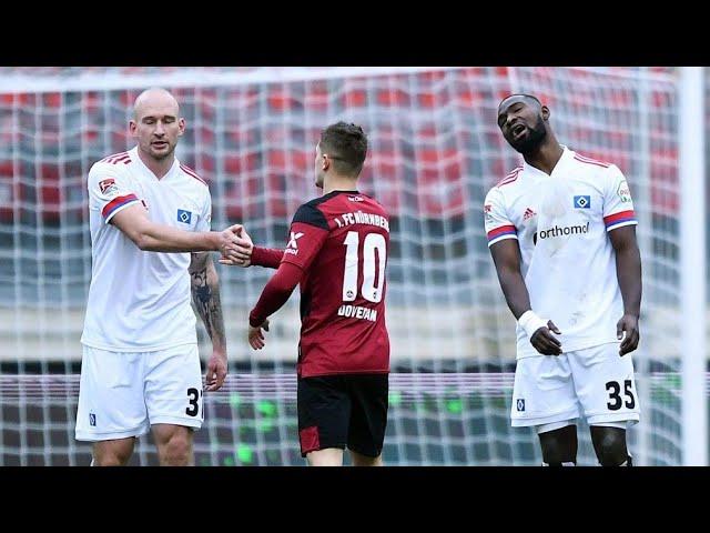 Elvis - Spielbericht | Nürnberg 1:1 HSV / Saison 20/21 | #003