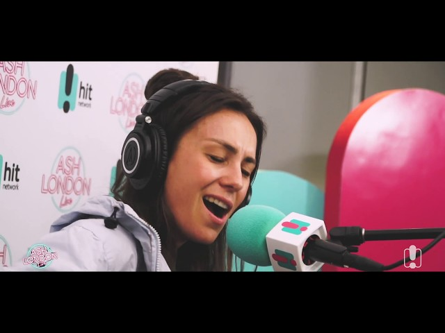 Amy Shark - 'I Said Hi' (Acoustic) I Ash London Live