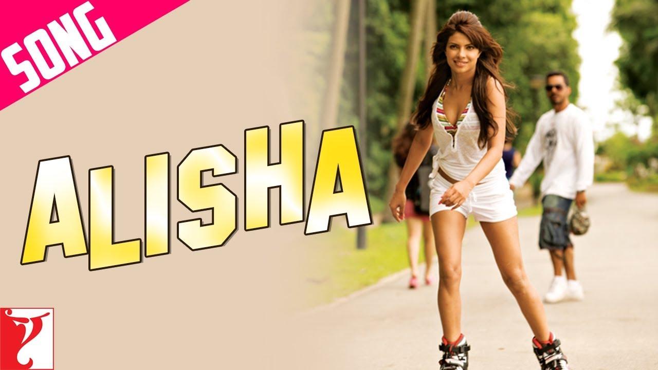 Download Alisha Song | Pyaar Impossible | Uday Chopra | Priyanka Chopra | Anushka, Salim-Sulaiman, Anvita