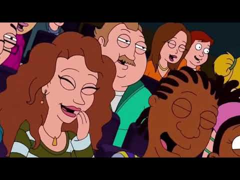 American Dad- Roger Wins Talent Show