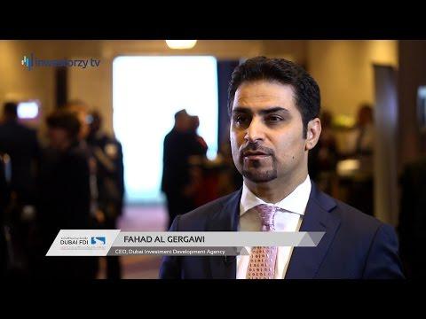 World Commerce Summit: Fahad Al Gergawi - CEO, Dubai Investment Development Agency