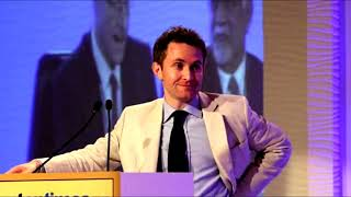 Douglas Murray - With Conor Gearty at the Edinburgh Book Festival