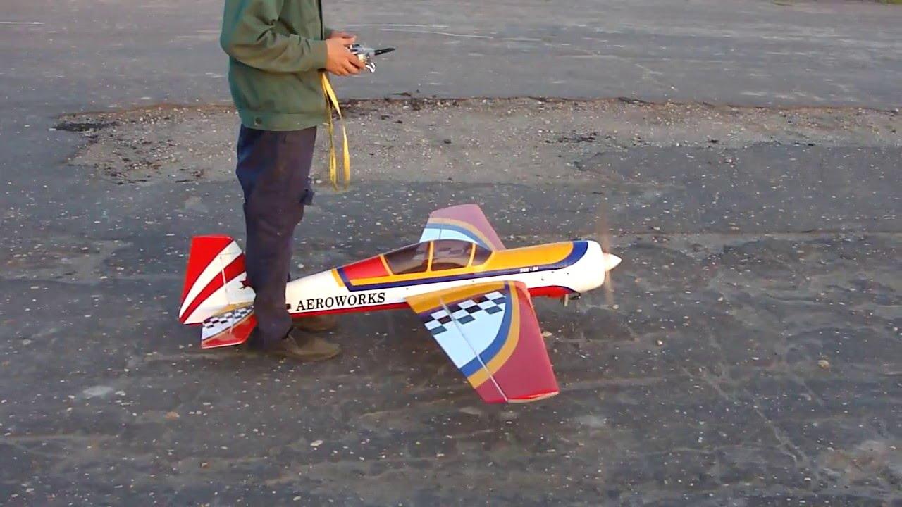 Aeroworks Yak54 90 120 RCG 30