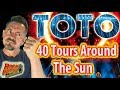 """Why I'm Excited About Toto's New """"40 Tours Around The Sun"""" Dvd, Cd, Lp"""