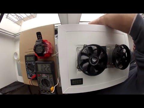 Термоэлектрический холодильник своими руками 91