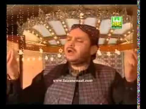 Shahbaz Qamar Fareedi NAAT,   Aaqa Meriyan Akhiyan Madine Wich Reh Giyan