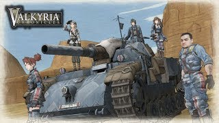 [18+] Шон играет в Valkyria Chronicles стрим 4