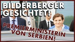 BILDERBERG 2018: Teilnehmer am Flughafen gesichtet!