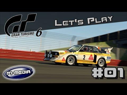 Gran Turismo 6 [01] - Es ist mal wieder an der Zeit | Let's Play Gran Turismo 6 01