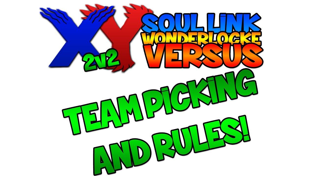 Download Pokemon Soul Link Versus Wonderlocke 2v2 - Pokemon X and Y ep 0 - TEAM PICKING AND RULES