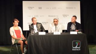NAS: Time is Illmatic press conference Pt II