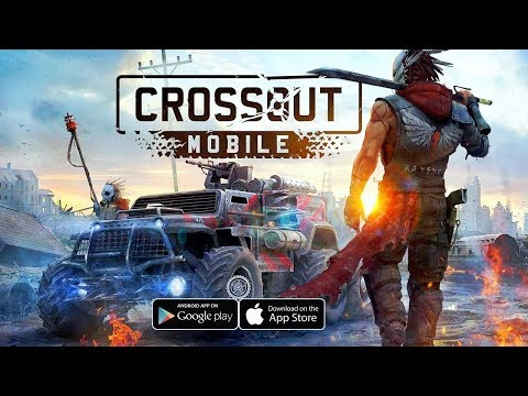Crossout Mobile Gameplay (Android/iOS) CBT - YouTube