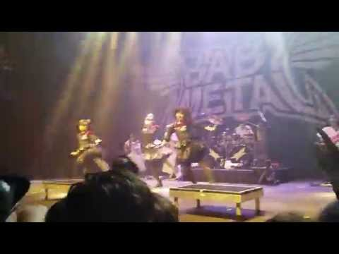 Babymetal (Doki Doki Morning)@ Fillmore MD, WORLD TOUR 5/10/2016