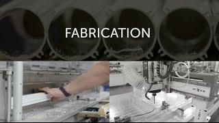 Custom Aluminum: Fabrication