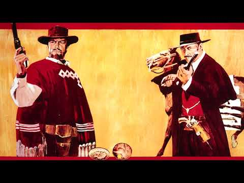 Ennio Morricone - Final Duel (For a Few Dollars More) - Extended