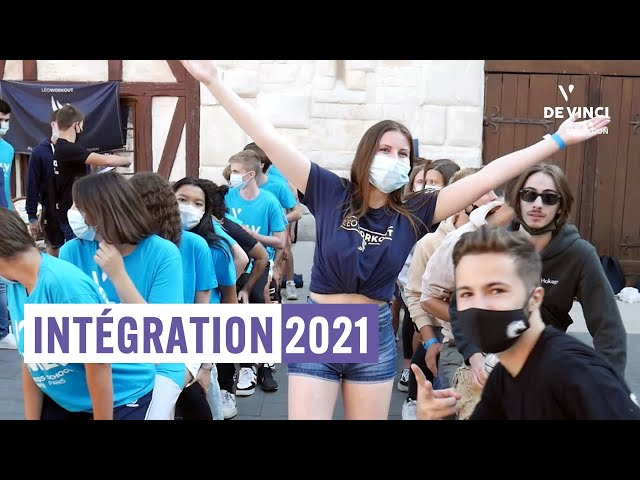 Journée d'Intégration 2021• Les Jeux Devincix... au Parc Astérix !