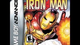 The invincilbe Iron Man [GBA] Longplay