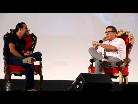 Q&A with LinManuel Miranda & The Fisher King's Writer Richard LaGravenese
