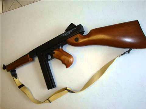 vintage thompson bb guns talk Rise