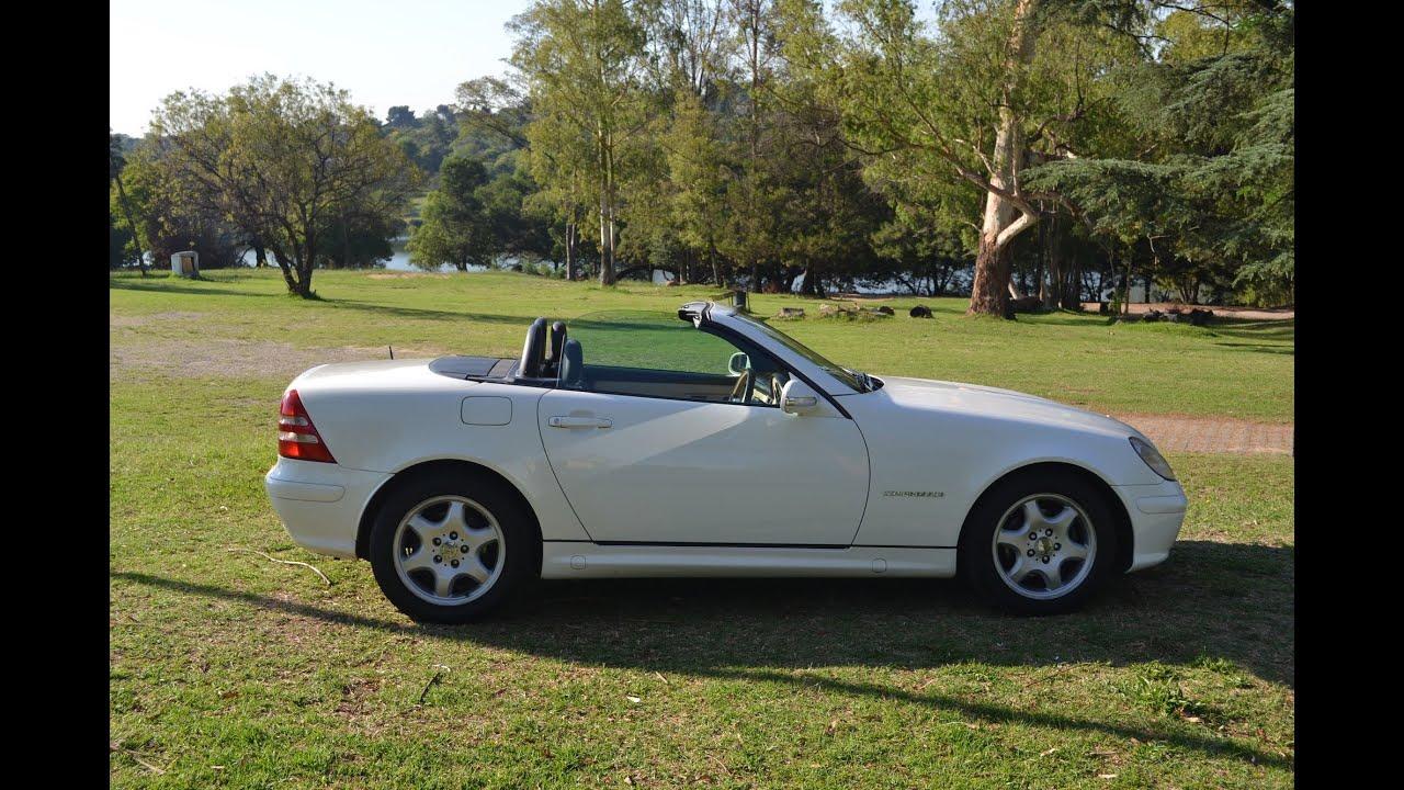 2002 Mercedes Benz Slk 200 2782 Youtube
