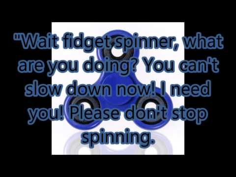 Fidget Spinner song By Rusty Cage