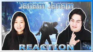 Gambar cover Janam Janam REACTION!!!   Dilwale   Shah Rukh Khan   Kajol   Arijit Singh   Antara Mitra   Pritam