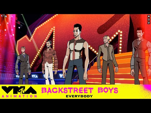 Backstreets-Back-For-This-Animated-VMA-Performance-VMAnimation