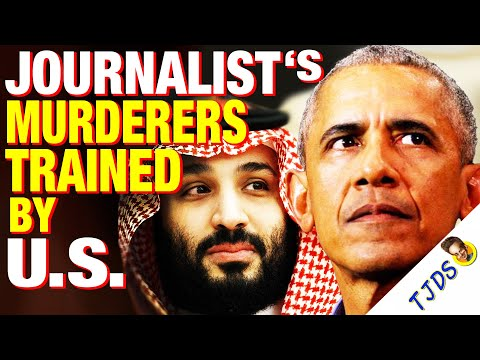 EXPOSED:  Journalist's Killers Trained By U.S.