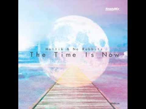 Mattik, No Rabbitz - The Time Is Now (Forteba Remix)