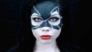 Catwoman Mask Makeup - Halloween Costume Tutorial *requested* 'batman Returns' (1992) Inspired -