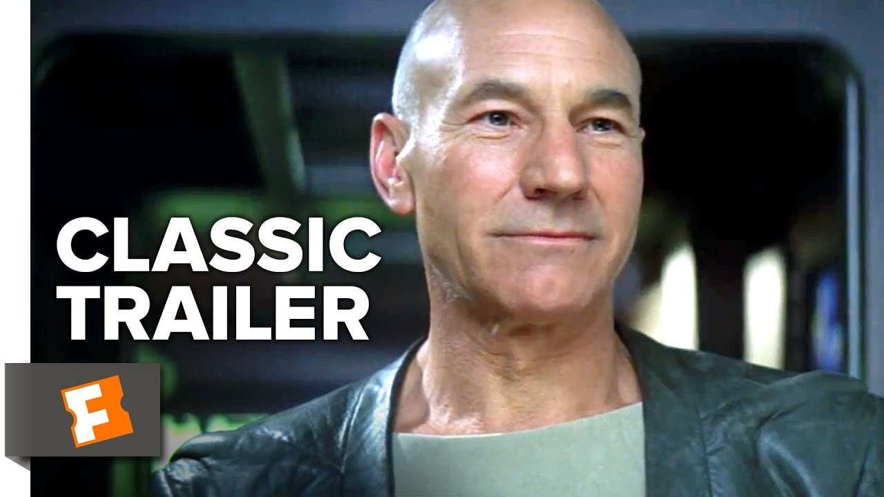 Star Trek: Insurrection (1998) Trailer #1 | Movieclips Classic Trailers