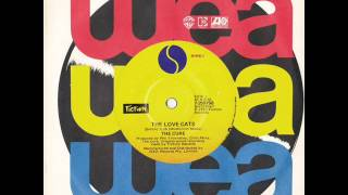 The Cure - The Love Cats (Extended Remix)
